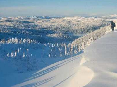 Trillemarka Langseterfjell