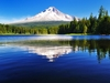 Trillium Lake With Mt. Hood OR