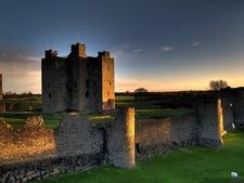 Trim Castle In Ireland