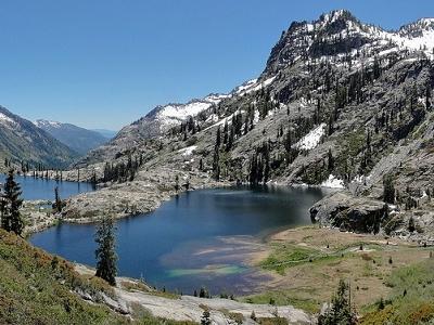 Trinity Alps Canyon Creek Lakes