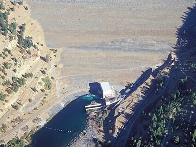 Trinity Dam