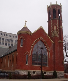 Trinity Episcopal Church Covington Kentucky