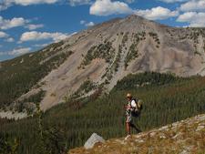 Triple Divide Trailviews- Glacier - Montana - USA