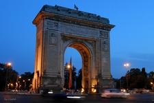 Triumphal Arch - Bucharest