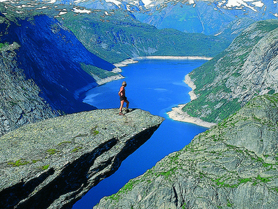 Trolltunga - Odda - Norway