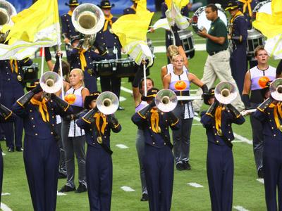 The Casper Troopers, Part Of Drum Corps International