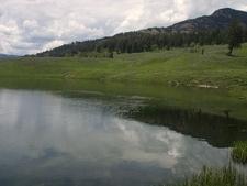 Trout Lake Angling - Yellowstone - Wyoming - USA