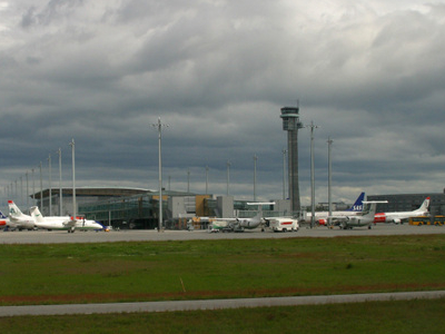 The West Side Of The Terminal
