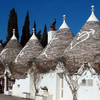 Row Of Trullo Houses