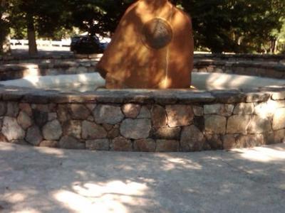 Trumbull C Tbicen Fountain