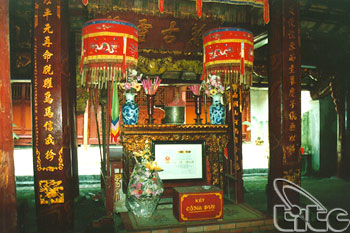 Trung Ban Communal House02