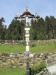 Tschatscha Crucifix-Kappl Austria