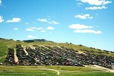 Tsetserleg Town View