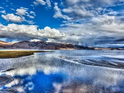 Tso Moriri - Ladakh J&K - India