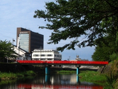 Tsuruoka Miyuki Bridge