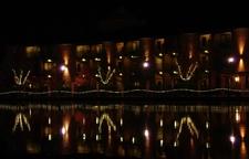 Tualatin Commons At Night
