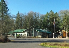Tualatin Hills Nature Park Interpretive Center - OR