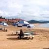 Tuan Chau Island e Praia