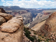 Tuckup Trail Toroweap - Grand Canyon - Arizona - USA
