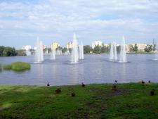 Tuira From Hupisaaret Park