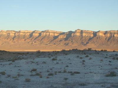 White Rocks Of Tule Valley