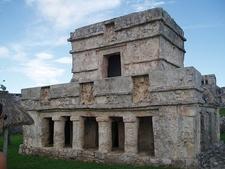 Tulum Ruins Temple - Quintana Roo - Mexico