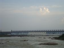 Tungabhadra River Dam