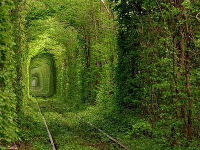 Tunnel Of Love, Ukraine