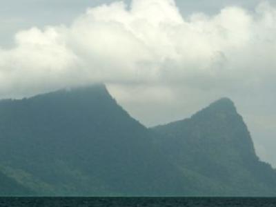 Tun Sakaran Marine Park - Water