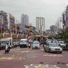View Of Tun Sambanthan