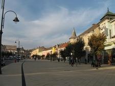Turda - Downtown