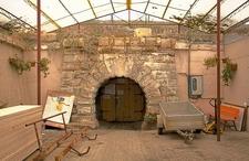 Turda Salt Mine Entrance Gate