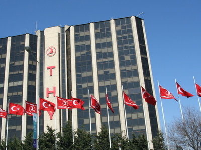 Turkish Airlines HQ Istanbul