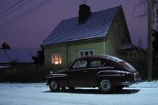 Turku Street - Night View