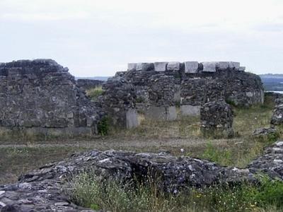 Ruins Of Trajans Bridge