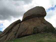Turtle Rock Mongolia