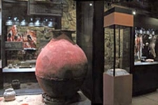 Tusayan Museum Artifacts - Grand Canyon - Arizona - USA