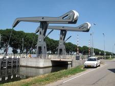 Gorinchem And Arkel Bridge: De Haarbrug