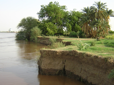 Tuti Island (Khartoum, Sudan)