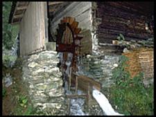 Tux Mill Tyrol Austria