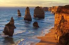 Twelve Apostles Along Great Ocean Rd - Victoria AS