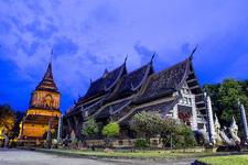 Twikight Temple