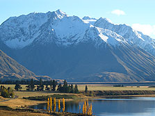 Twizel Area Office - South Island - New Zealand