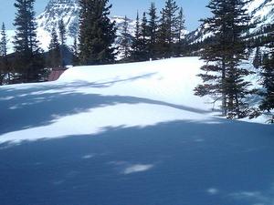 Two Medicine Campground - Glacier - Montana - USA
