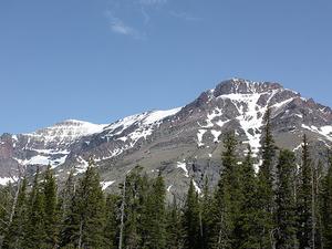 Two Medicine Campground Views - Glacier - Montana - USA