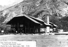 Two Medicine Store - Glacier - USA