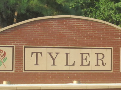 Tyler   Texas   Sign