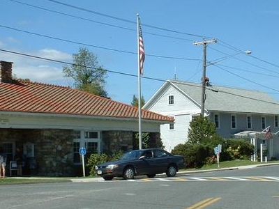 Tyringham   Town  Offices
