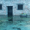 Taffs Well Thermal Spring Flooded