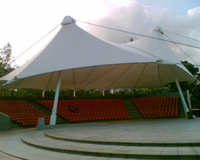 Tai Po Waterfront Park Amphitheatre